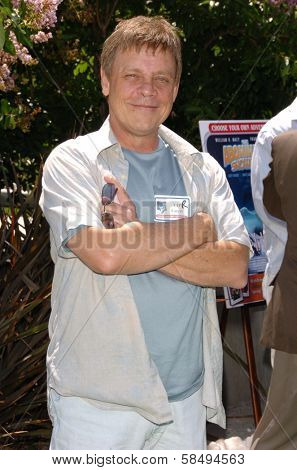 CULVER CITY - JULY 22: Mark Hamill at the