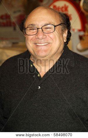 HOLLYWOOD - NOVEMBER 12: Danny DeVito at the world premiere of