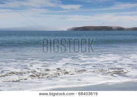 Drake's Beach, California