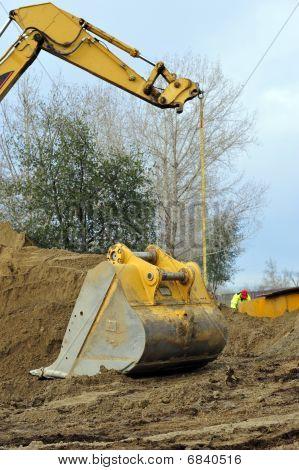 Digging bucket