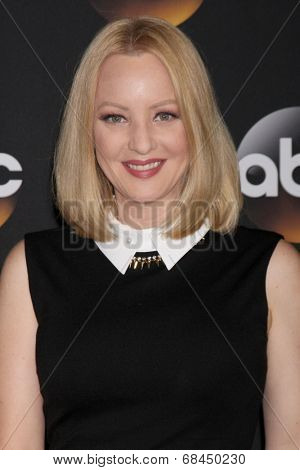 LOS ANGELES - JUL 15:  Wendi McLendon-Covey at the ABC July 2014 TCA at Beverly Hilton on July 15, 2014 in Beverly Hills, CA