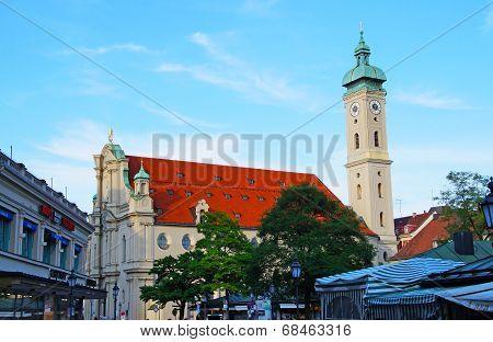 Viktualienmarkt Munich
