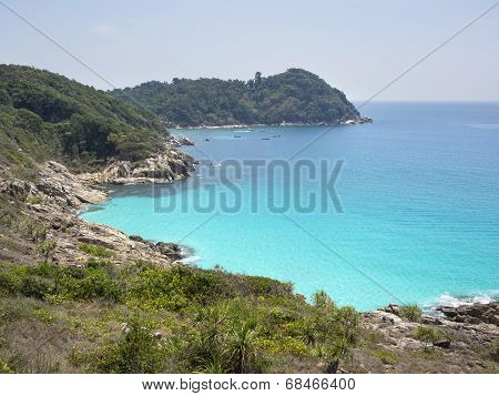 Seaside View Of Perhentian Island, Malaysia
