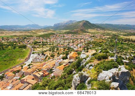 Posada, Sardinia