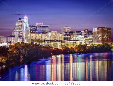 Chattanooga, Tennessee, USA downtown cityscape.