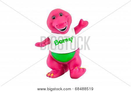 Barney Figure.