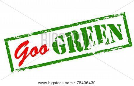 Goo Green