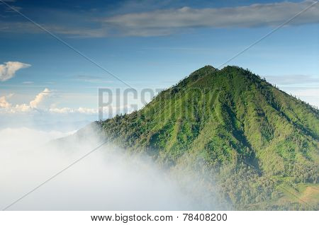 Indonesia, Raung Volcano