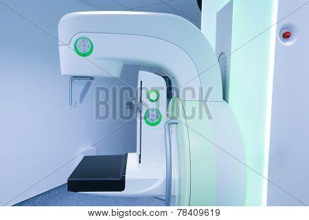 Mammography Breast Screening Device