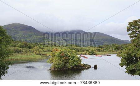 Ross Bay Lough Leane Lower Lake.
