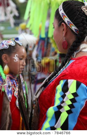 The Gathering of Nations Pow Wow