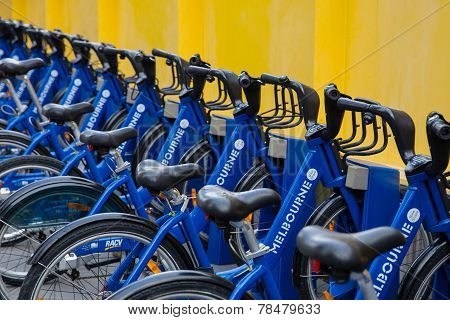 Melbourne Bike Share