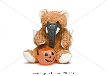 Teddy's First Halloween II