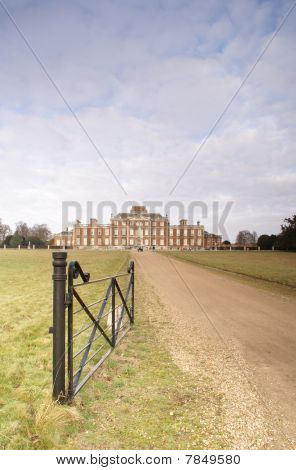 Palladian Style Country House In East Anglia