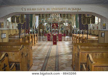 rusyns church