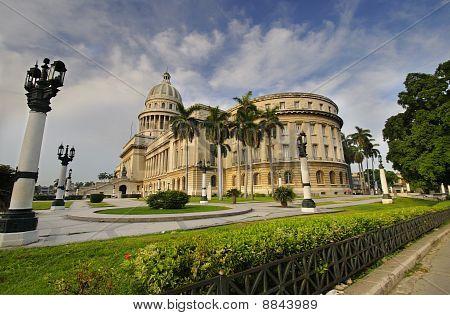 National Capitol Building. Havana - 9 July, 2010.