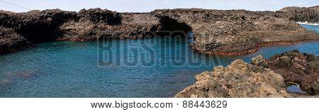 Natural Pool At Baia