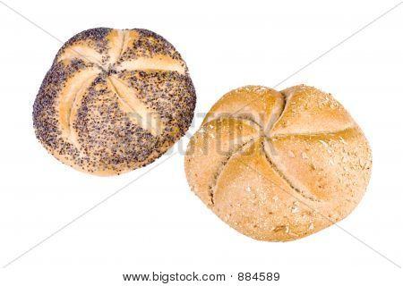Two Breadrolls