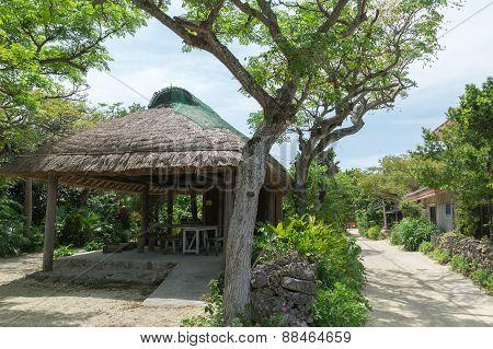 Taketomi Island In Okinawa, Japan