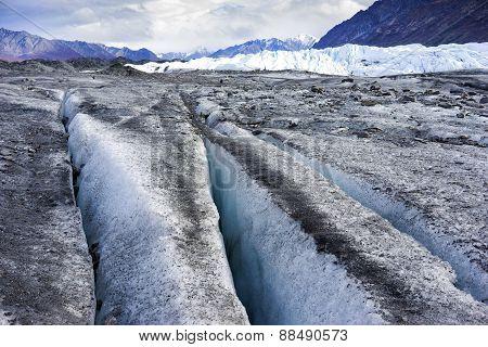 Glacier Walking - Close Up