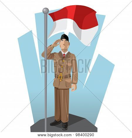 Indonesian Patriot