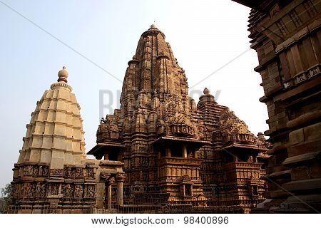 Side View Of Lakshman Temple