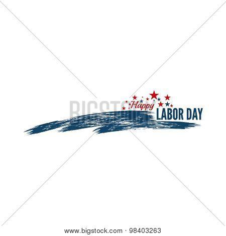 Labor day banner.