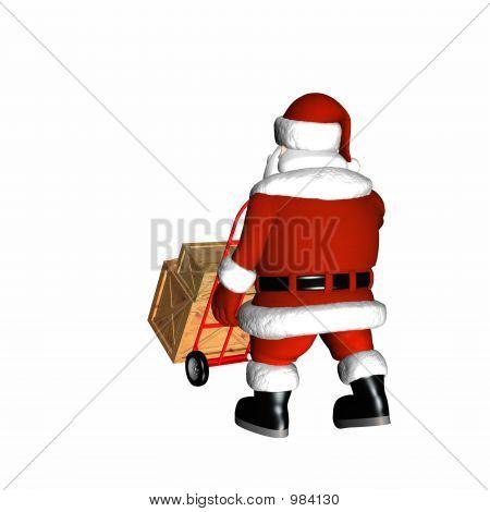 Santa Delivery 1