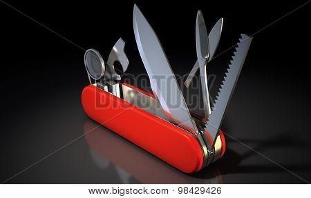 Multipurpose Penknife