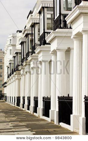 Edwardian Häuser