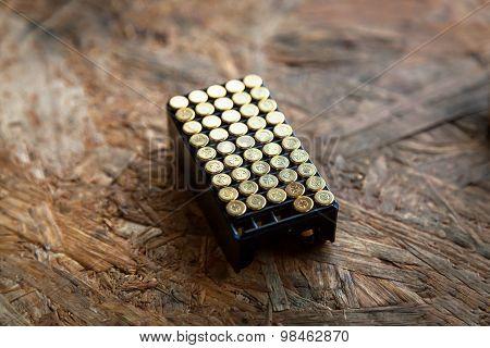 Shooting, Shooting On The Street, Ground, Guns, Shooting, Shells On The Ground, Bullets On The Table