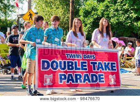 Banner Bearers