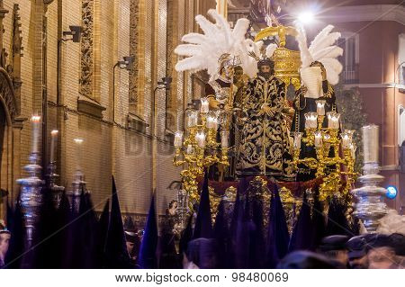 Holy Week in Seville, Christ of the Judgement