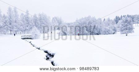 UMEA, SWEDEN ON DECEMBER 26