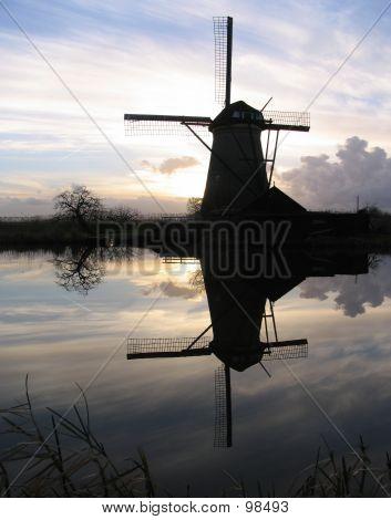 Dutch Windmill 5