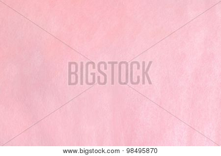 Vintage Pink Paper Texture Background