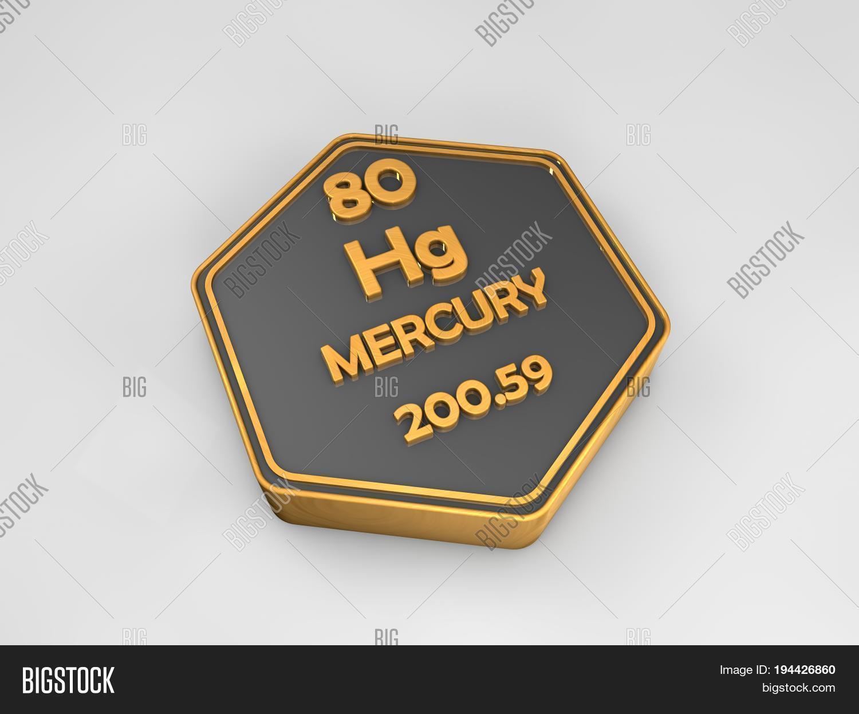 Mercury Hg Image Photo Free Trial Bigstock