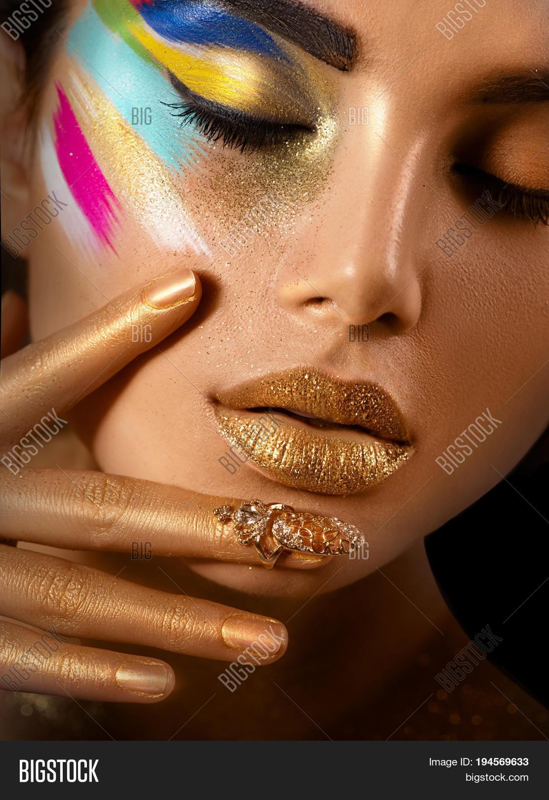 Fashion Model Girl Image Photo Free Trial Bigstock