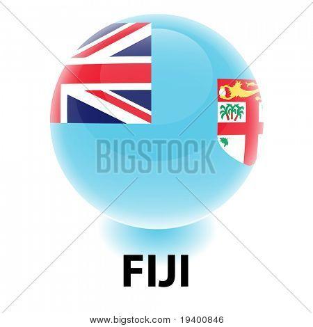Orb Fiji Flag