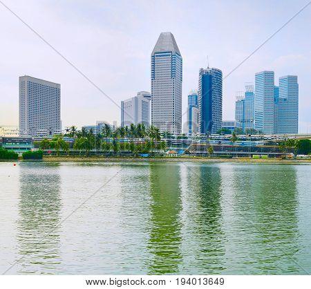 Singapore Business Buildings