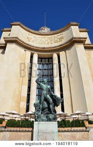 Museum Of Man, Paris