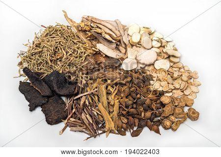 Chinese Traditional Organic Herbal Nature Alternative Medicine