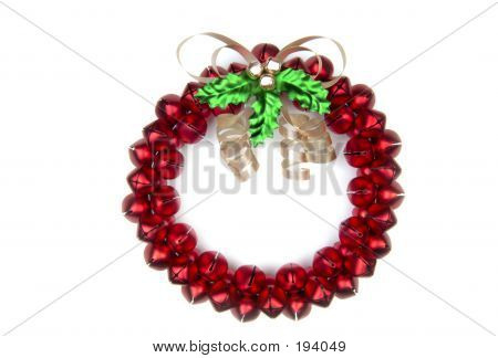 Sleighbell Wreath