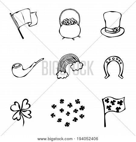 Isolated object on white background. All design elements are editable. Set EPS 10, grouped for easy editing. No open shapes or paths.