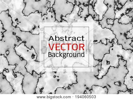 Abstract white grey marble texture, Vector pattern background, Trendy template inspiration for your design, Easy to use by print a special offer or add your own logo, images, and text , whatever you want.