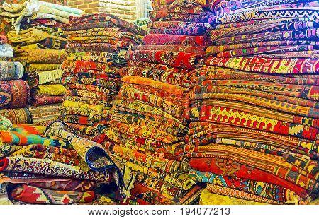 The Folded Carpets