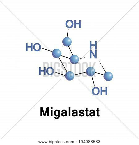 Migalastat is used for the long-term treatment of Fabry disease in adults and adolescents aged 16 or older with an amenable mutation of the enzyme alpha-galactosidase A