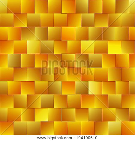 Pattern Tiled Wall Background. Seamless Geometric 3D Design Vector