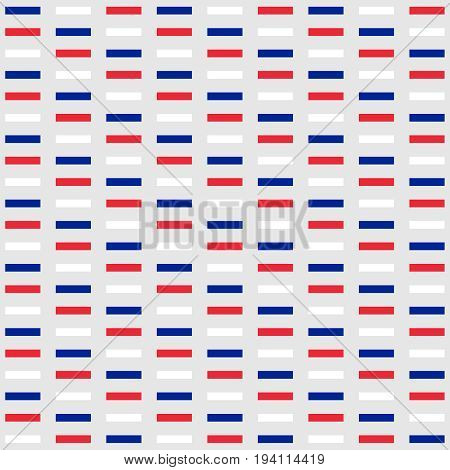 Background In Colors Of National Flag Of France