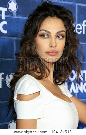 LOS ANGELES - FEB 23:  Madalina Ghenea at the Pre-Oscar charity brunch by Montblanc & UNICEF at Hotel Bel-Air on February 23, 2013 in Los Angeles, CA